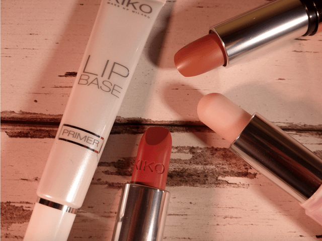 kiko lip care