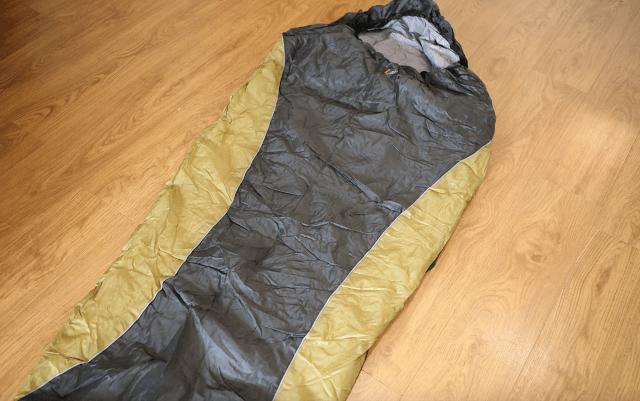 Highland Voyager Ultra Compact Lite Sleeping Bag